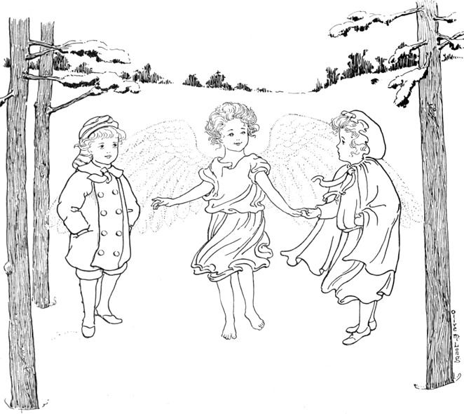 coloring pages cherubs - photo#13