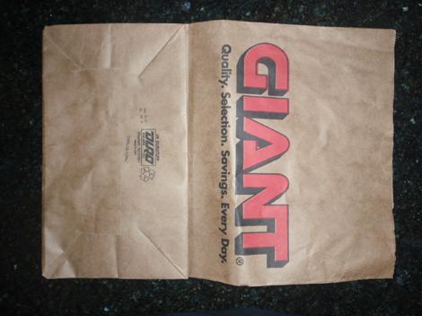 howtomakecomicschoolbookcovers - grocery bag