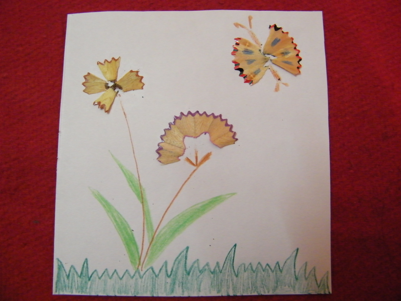 Waste material craft ideas native home garden design for Art craft using waste materials