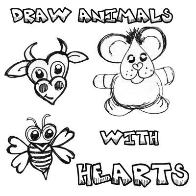 Cool Craft Ideas on Valentine   S Day    Animal Crafts Ideas    Kids Crafts   Activities