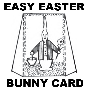 happy easter cards for kids. Good luck and Happy Easter.