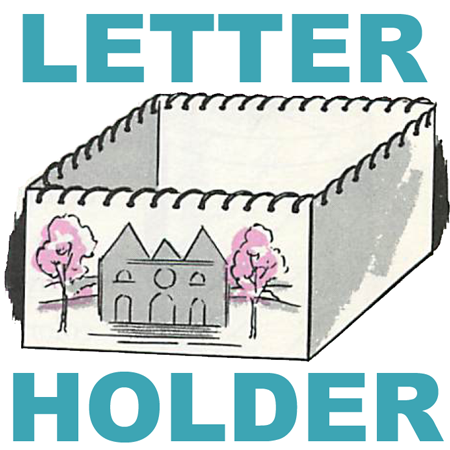 mothers day crafts for kids to make. Make Letter Holders Box as