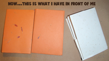 Step 15 : Kids Craft to Make New Years Scrapbook Project for Photos