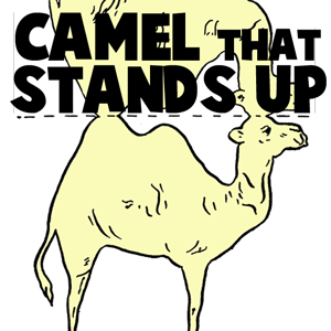 Camel Stand-Up Paper Toy Model to Print Out (and Color if You Want to) : Craft for Kids