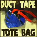 How to Make Duct Tape Tote Bags with Easy Steps Crafts Tutorial for Kids