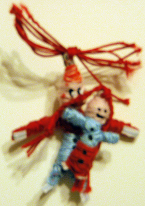 How to Make Twist Tie Doll Figures with Moving Arms and Legs Crafts Idea for Kids