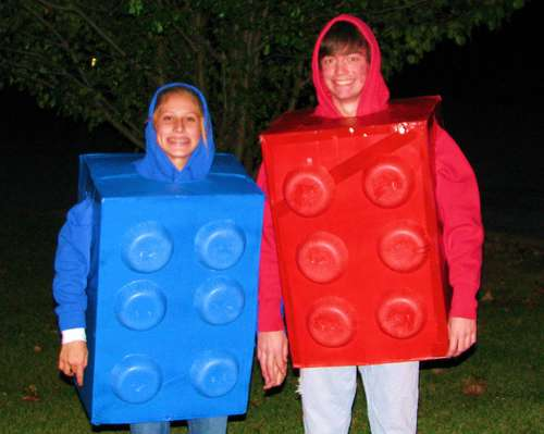 LEGO Costume