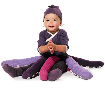Octopus Baby Costume