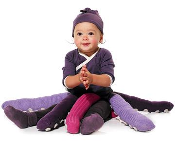 Octopus Baby Costume
