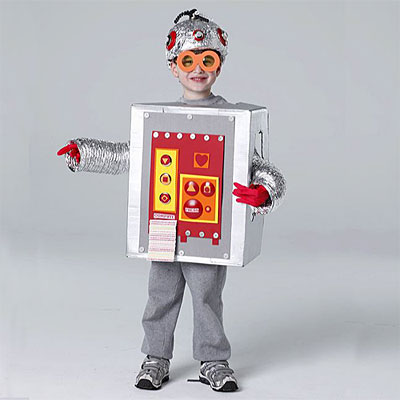 Robot Costume