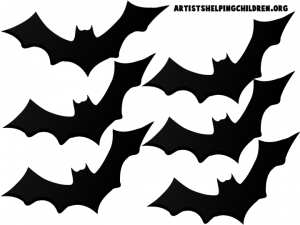 Légend image pertaining to bat printable
