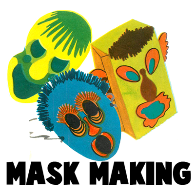 How to Make 3 Different Style Masks