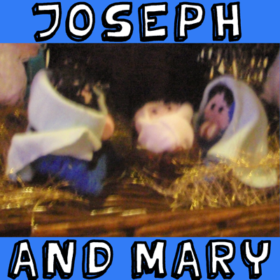 How to Weave Mary and Joseph for a Nativity Scene