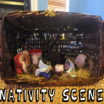 How to Make a Nativity Scene for Christmas