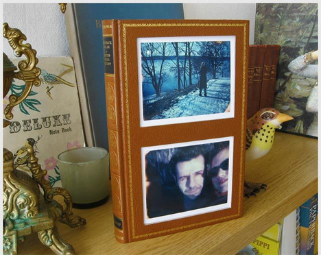 Book Picture Frame