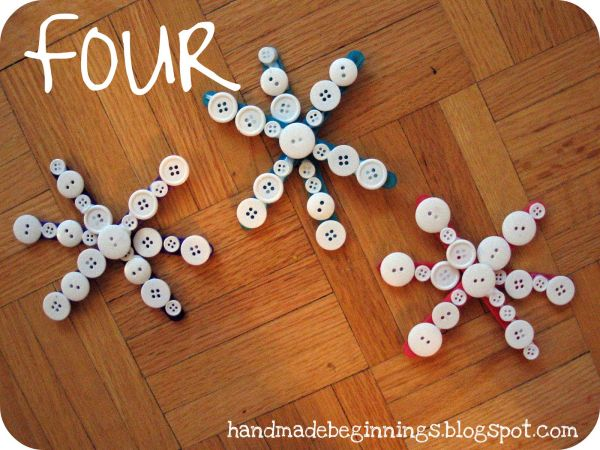14 Fun Snowflake Crafts For Winter