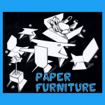 How to Make Paper Furniture Foldables