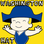 How to Make an Easy George Washington Hat