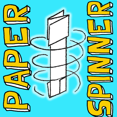 How to Make a Paper Spinner
