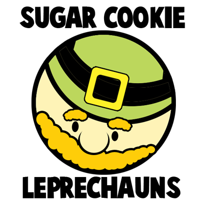 How to Make Sugar Cookie Leprechauns