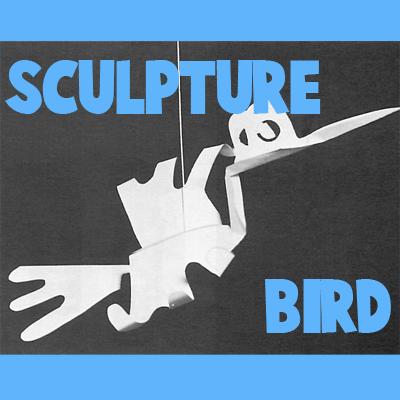 How to Make Paper Sculpture Birds