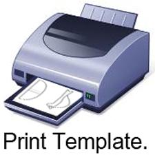 Print template.