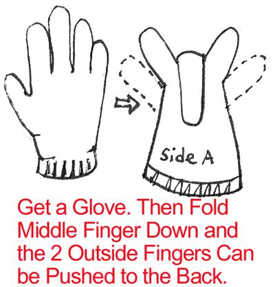 Get a glove.