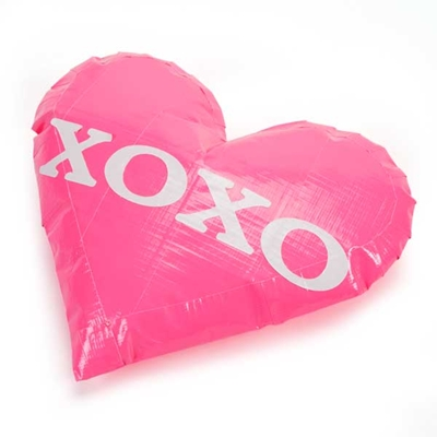 Duct Tape Valentine Heart