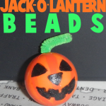 How to Make Jack-o-Lantern Beads
