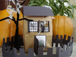 Haunted house projects for preschoolers