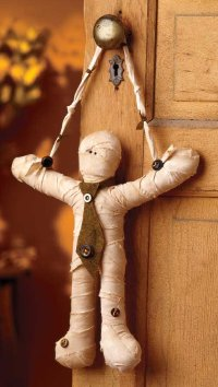 Mummy Door Hanger
