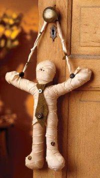 Mummy Door Hanger