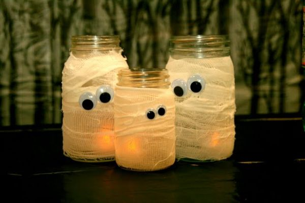 14 cool mummy craft ideas for halloween - Halloween Mummy Crafts