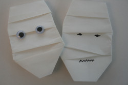 Origami Mummy