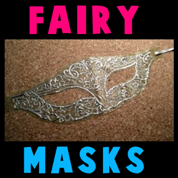 fairy-masks