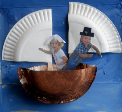 Mayflower Photo Craft