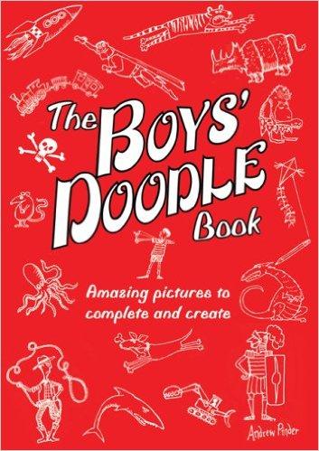 Boys' Doodle Book