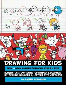 Drawing for Kids with Numbers