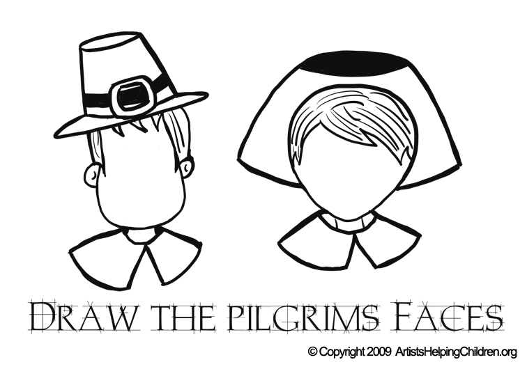 image relating to Printable Pilgrim Hats called Pilgrim Themed Printables and Crafts - Homeschool Giveaways