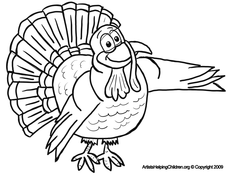 Thanksgiving Turkeys Coloring Page And Free Printable For Kids