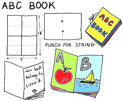 Make ABC Books