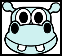 How to Make Hippo Masks