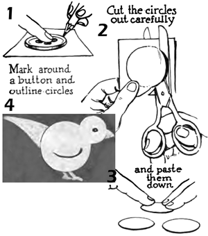 Bird Crafts For Kids Ideas For Arts Crafts Activities To Make