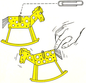 Horse Crafts for Kids: Make your own horses with easy arts