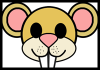 How to Make Paper Mouse Masks