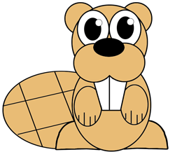 in order to make beaver crafts it will be helpful for you to learn how to draw them i have put together a basic drawing lesson for kids to learn how to - Patterns For Kids To Draw