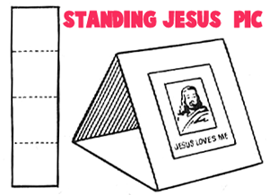Make Standing Jesus Christ Pictures