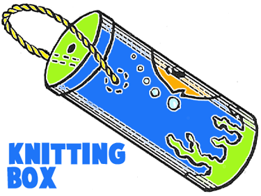 Knitting Boxes