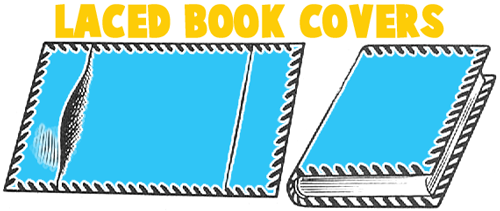 Book Cover Craft Books : Make book covers for kids how to personalize and