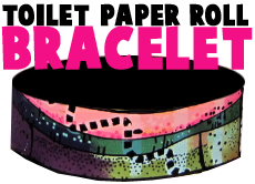 Toilet Paper Roll Crafts for KidsCardboard Paper Towel Tube